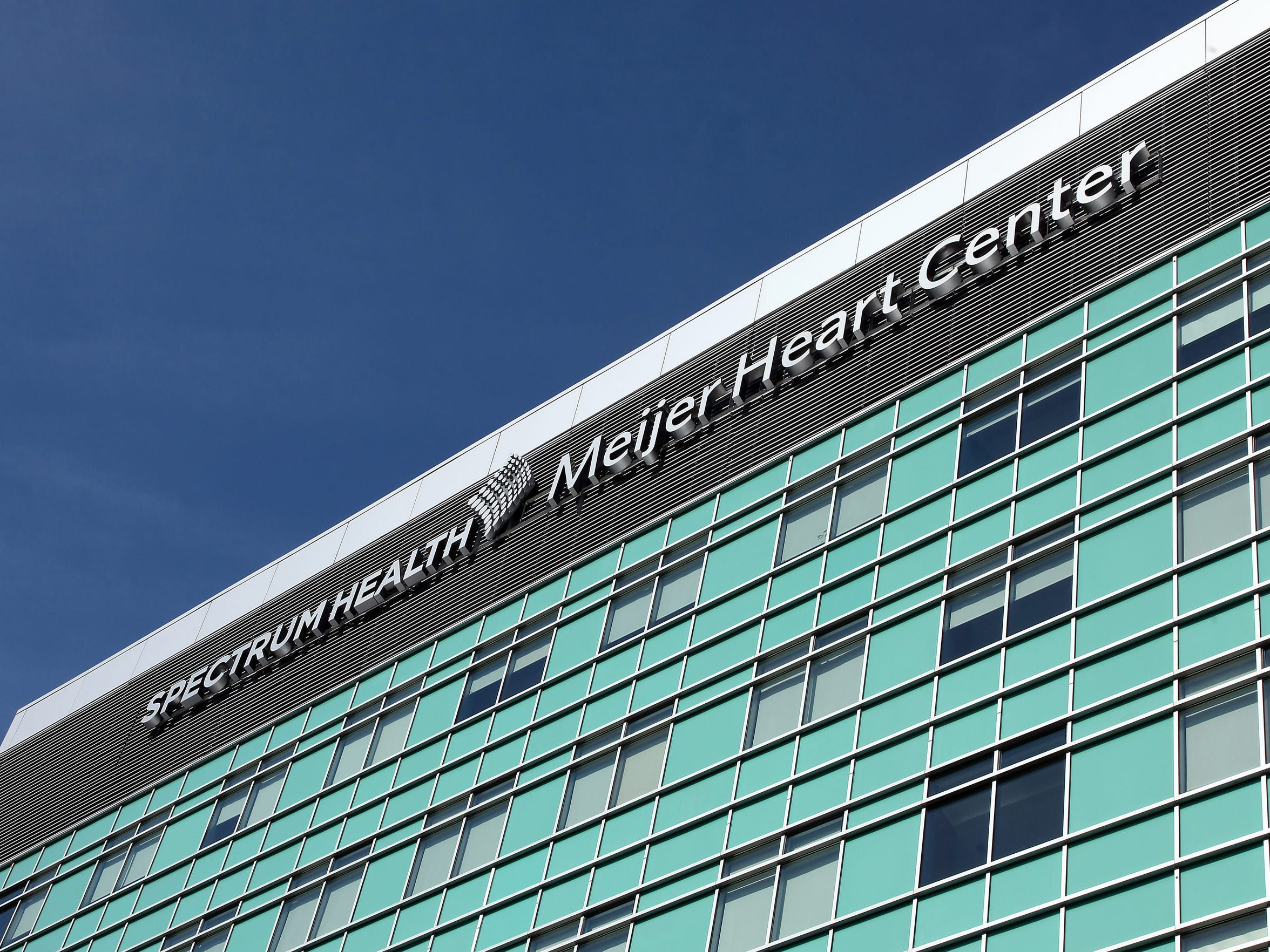 Spectrum Health's Meijer Heart Center, in Grand Rapids,