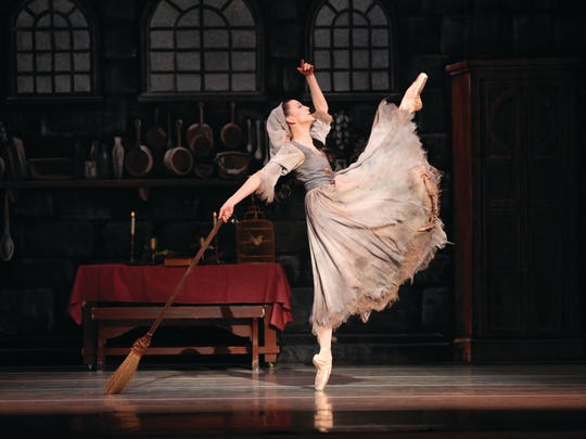 'Cinderella' will be performed by the Pennsylvania Ballet Oct. 13-23:  at the Academy of Music.