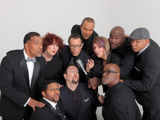 The Summit: Manhattan Transfer and Take 6 perform Tuesday