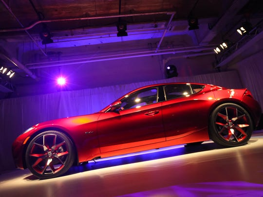 Fisker Automotive had planned to build the Atlantic,