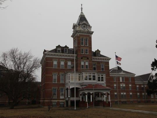 The former state Mental Health Institute at Clarinda.