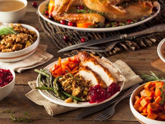 Community Thanksgiving Dinner: The 4th annual free community Thanksgiving dinner, 4:45 to 7 p.m., Fellowship Church, 6994 Sunnyside Road SE, Salem. Free. 503-363-8622.