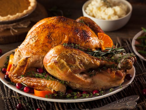 T(urkey) minus 1 week: What to do, day by day