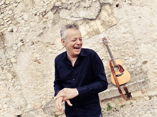 Australian finger-style guitarist Tommy Emmanuel will bring guitar excellence to the Gillioz on Oct. 5.