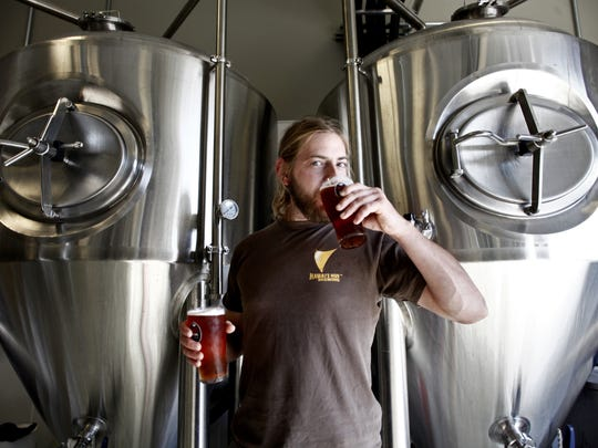 1933 Brewing head brewer Zach Wilson purchased the brewery with his fiancee and is planning to rebrand the operation.