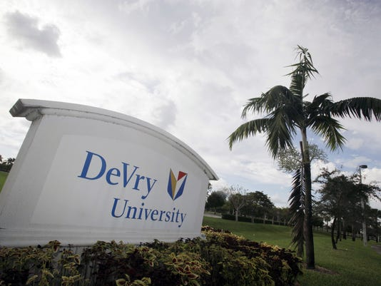 DEVRY - NYS SETTLEMENTES A FILE USA FL