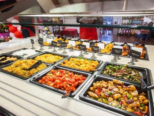 Lin's Fresh Market in Cedar City celebrated its grand