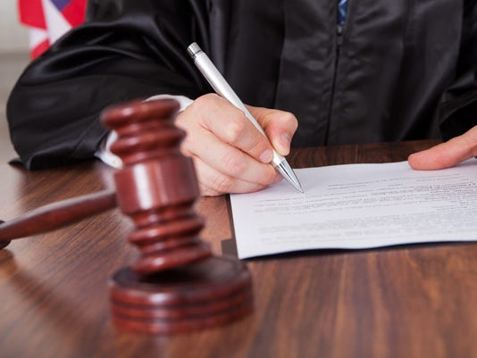 court paperwork