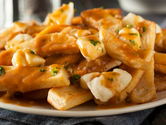 Poutine. Because why not?