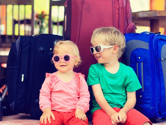 The key to traveling with small children is to manage your expectations. Don't expect a family vacation to be the same as traveling as a couple.