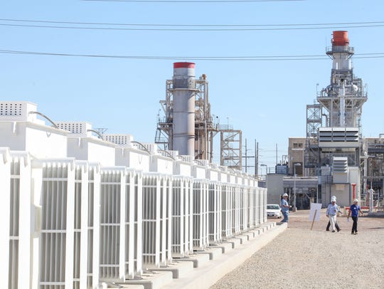 The Imperial Irrigation District's 30-megawatt battery