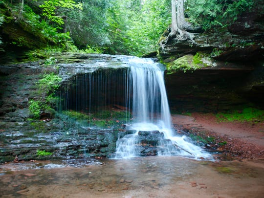 Lost Creek Falls is a hidden gem outside Cornucopia.