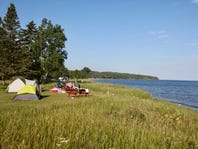 12 places to camp along water in Wisconsin