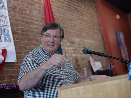 Rep. Craig Fitzhugh, a potential candidate for governor,