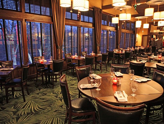 Bartolotta Restaurants opened two Joey Gerard's supper clubs in 2012. This one, at 11120 N. Cedarburg Road in Mequon, was converted into a Mr. B's steakhouse in 2017.