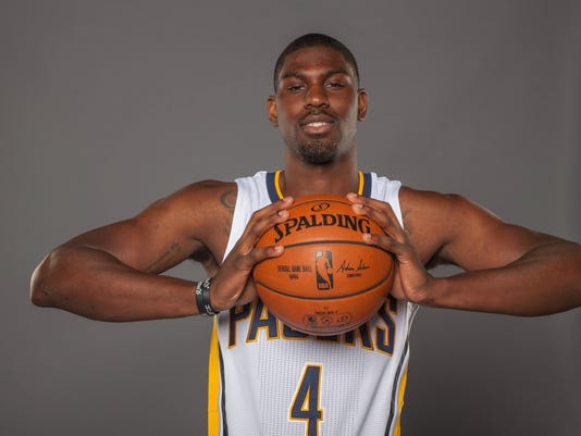 NBA: Indiana Pacers-Media Day