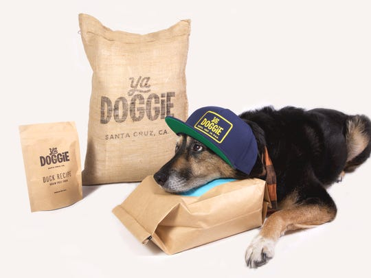 YaDoggie is a monthly subscription service for dogs