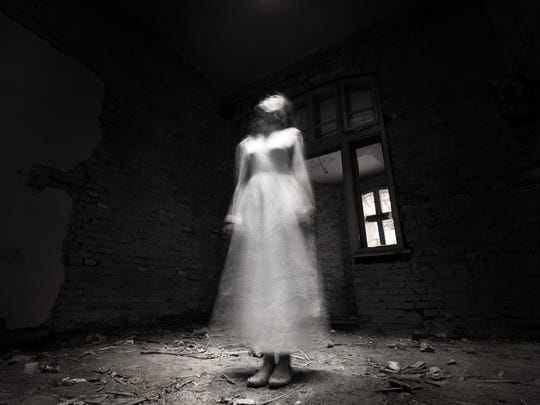 Are there such things as ghosts? Roughly half of Americans