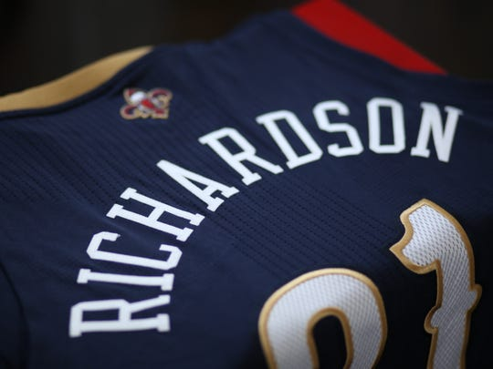 Rodney Richardson and the RARE Design team have worked with several professional sports teams including the New Orleans Pelicans.