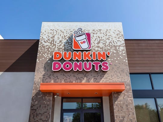 Dunkin' Donuts plans to open a third Anderson County location in December