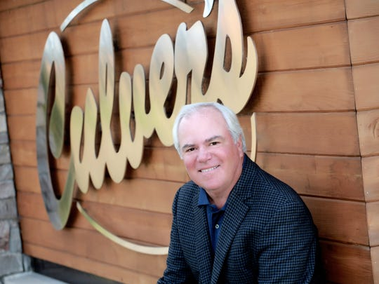 Craig Culver, co-founder of Culver's Restaurant.