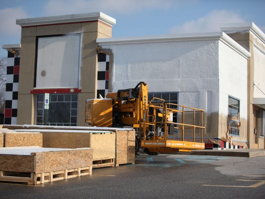 Checkers Nears Opening In Milltown As Delaware Expansion Continues