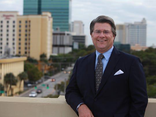 State Sen. Gary Farmer, D-Fort Lauderdale