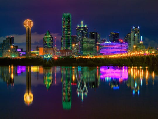 Dallas, Texas.