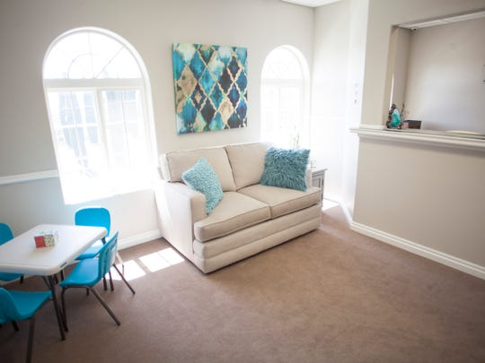 Blue Butterfly House will serve families needing supervised