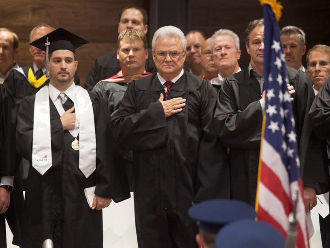 Dixie Technical College celebrates the 2018 graduating