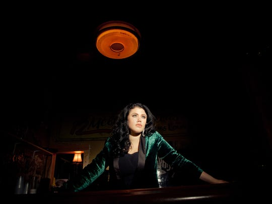 Memphis-based singer Liz Brasher will represent the Bluff City at BSMF.