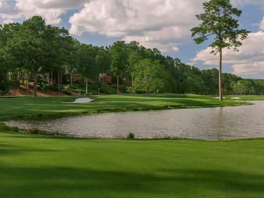 Shoal Creek Golf Club