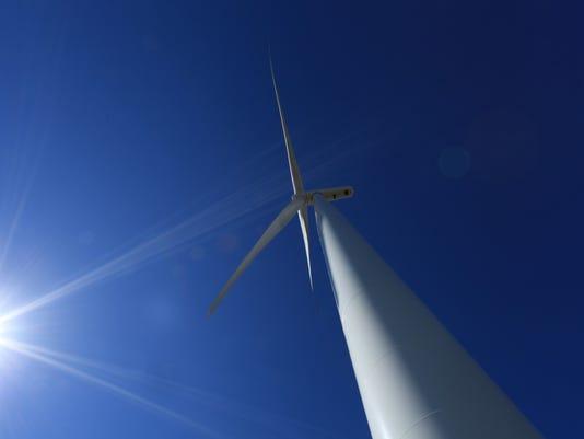 MidAmerican Energy Windmill
