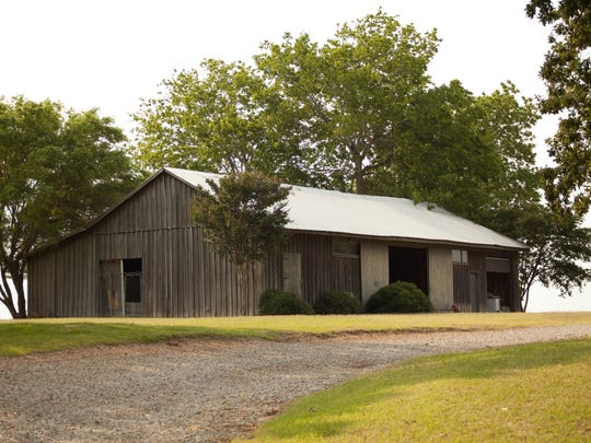 The barn where Emmett Till was beaten and killed is on a plantation west of Drew.