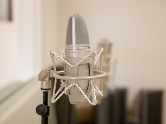 The equipment in the recording studio is going to be state of the art, Tuacahn High Principal Drew Williams says.