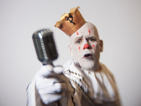Puddles Pity Party. Photo by David Stuart.