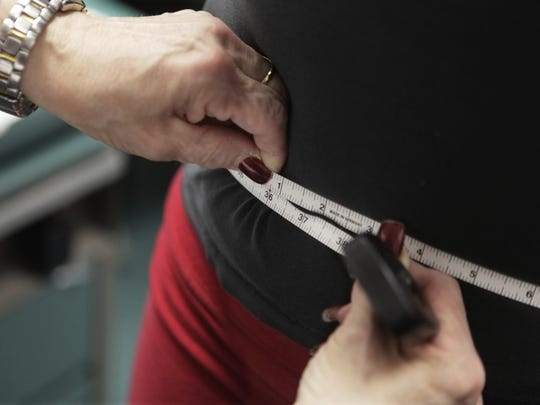 The American Cancer Society studied disease linked to obesity.