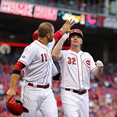 Diamondbacks at Reds, 7/23