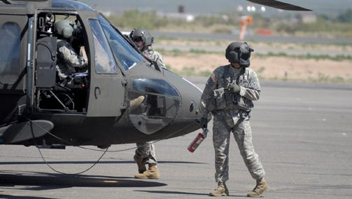 The U.S. Army, Fort Bliss, will host a public information meeting Dec. 5 at the Sgt. Willie Estrada Memorial Civic Center, 800 E. First St., from 6 p.m. to 7:30 p.m. to discuss proposed changes to the Fort Bliss Local Flying Rules (Regulation FB 95-1).