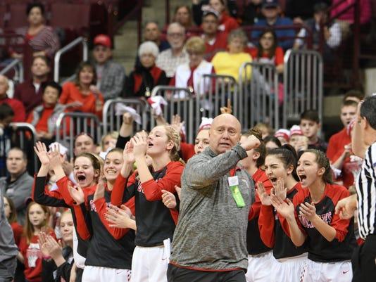 Girls Basketball: Buckeye Central vs. Ottoville