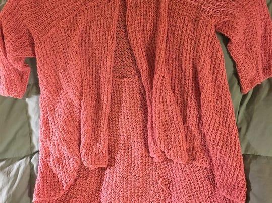 Kiama sweater, pink