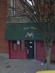 Teddy Bears Bar & Grill is a gay bar located in Old