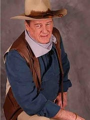 Ermal Williamson has been impersonating actor John Wayne for the last 29 years.