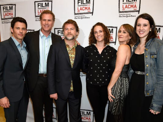 James Marsden, Will Ferrell, Eliot Laurence, Jessica Elbaum, Shira Piven, Margot Hand