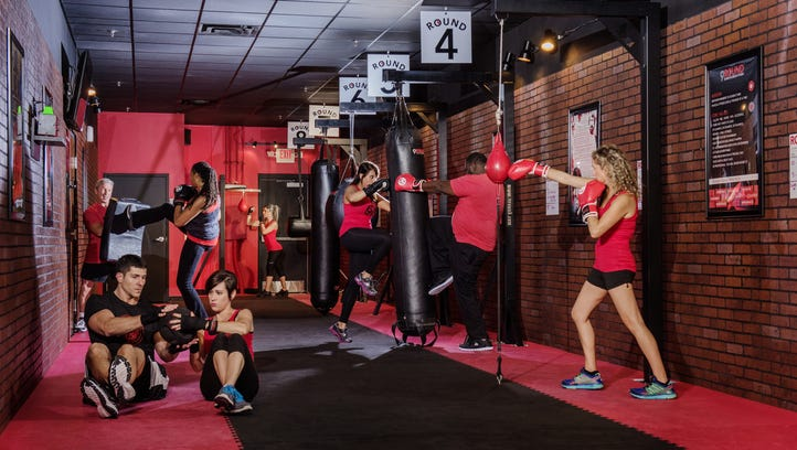 9Rounds opens in Brighton