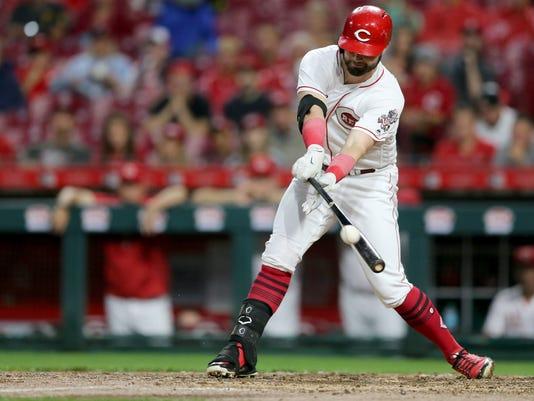 072118_REDS_637 Cincinnati Reds vs. Pittsburgh Pirates basebal, 7/20/18