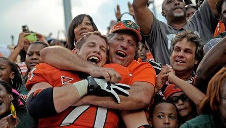 28. Miami: This team enters 2013 with its best chance at an ACC championship in several years. But to reach that point, the Hurricanes must augment a very prolific offense with a stronger defense. For now, Miami has the weapons to score points on any team in the ACC but can't be viewed as a championship contender until a young and untested defense rounds into form.