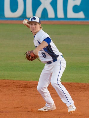 After an amazing junior season and winning a state title, Dixie's Hobbs Nyberg, a three-sport athlete, has been named the Spectrum's Male Athlete of the Year.