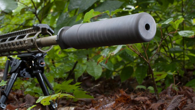 Suppressors are regulated by the National Firearms Act of 1934.