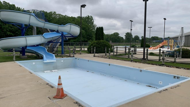 Facilities at Lakeside Splashzone Water Park have remained closed for the season due to the coronavirus pandemic.
